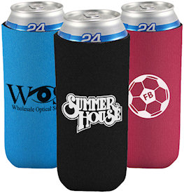 24 oz Tall Boy Coolies | Custom Koozies | Cheap Personalized Wedding ...